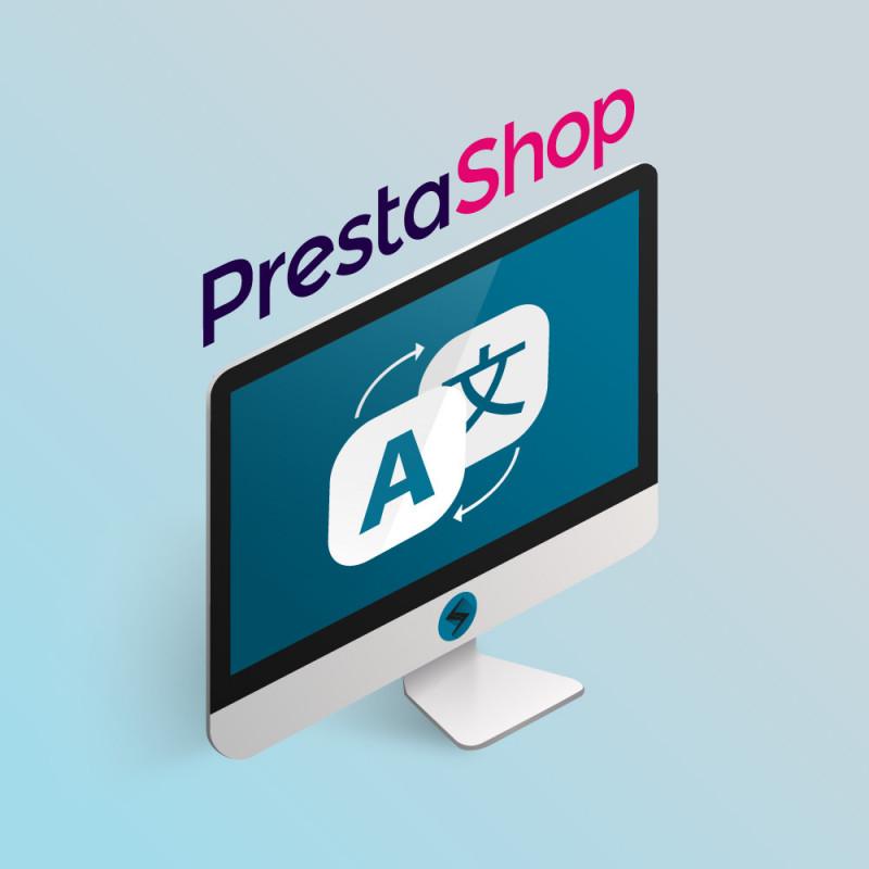 Module de traduction pour Prestashop