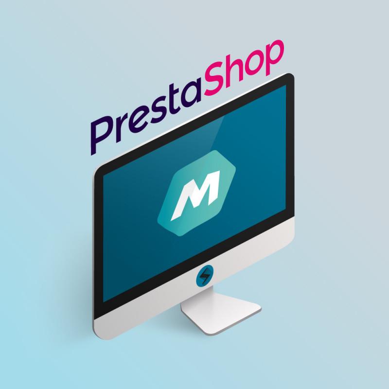 ManoMano box for Prestashop