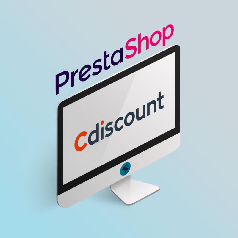 Module CDiscount pour Prestashop