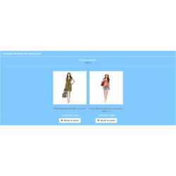 Module de remplacement de produits pour PrestaShop
