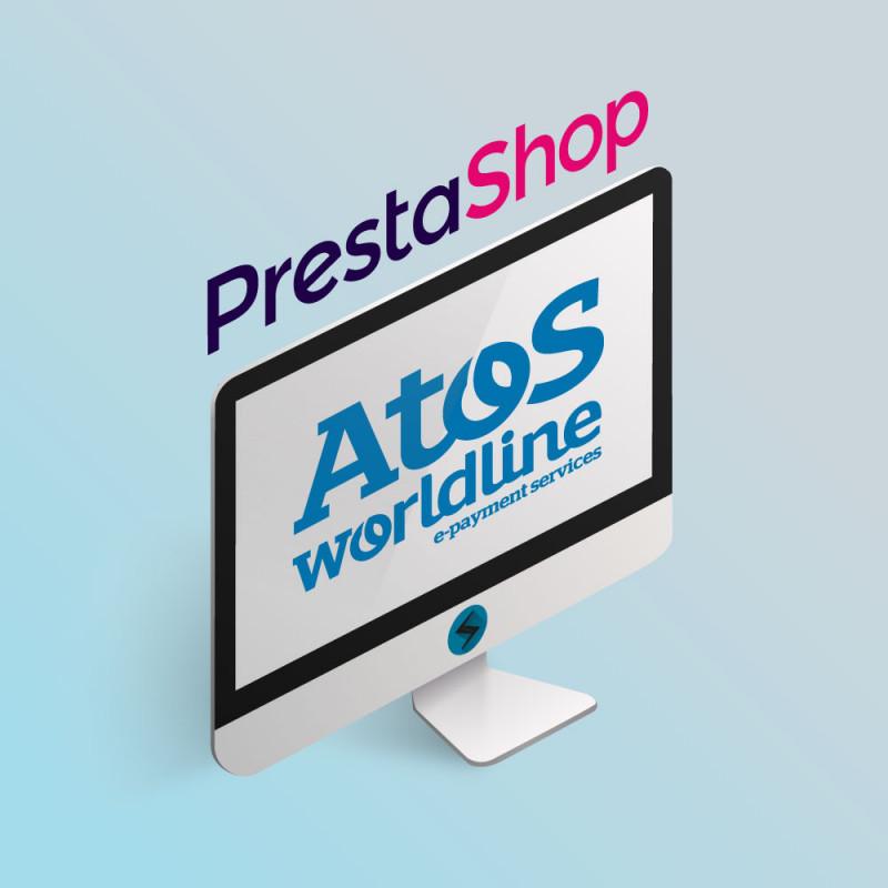 Module Atos - Worldline pour PrestaShop
